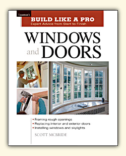 Building Windows and Doors