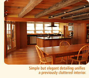 Mustard seed master builders gallery interiors and millwork - Mustard seed interiors ...